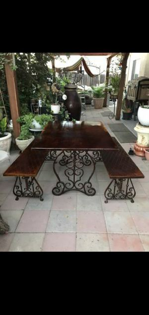 Bench metal $385 for Sale in Fresno, CA
