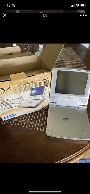 Portable DVD player for Sale in Fort Lauderdale, FL