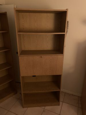 Laminated book shelves-sturdy!!! for Sale in Tempe, AZ