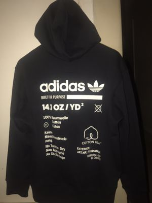 Adidas Fuzzy Hoodie for Sale in Irving, TX