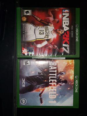 xbox 360 games for Sale in Richmond, VA