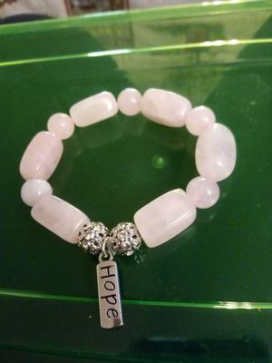 Rose Quartz stone Bracelet for Sale in Las Vegas, NV