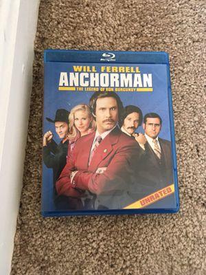 Steve jobs, drive, anchor man, bridge of spies blu Ray for Sale in Ashburn, VA