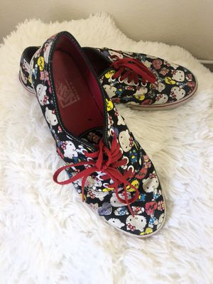 Hello kitty Vans for Sale in Fontana, CA