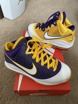 LeBron 7 Media Day Size 5Y for Sale in Los Angeles, CA