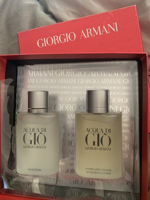 Aqua do gio perfume 3.4 oz each set for Sale in Orange, CA