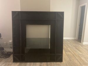 Dining Room Table with glass middle for Sale in Murfreesboro, TN