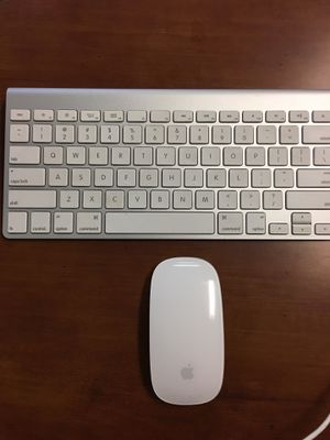 Magic Mouse and Keyboard for Sale in San Francisco, CA