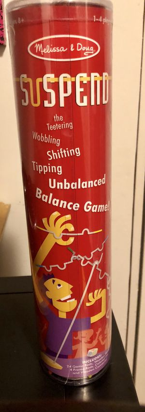 """Brand new Melissa & Doug """"Suspend"""" game for Sale in Plymouth, MA"""
