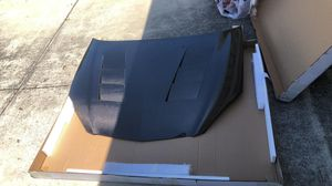 Seibon TS STYLE CARBON FIBER HOOD FOR 02-06 ACURA RSX for Sale in Westminster, CA