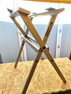 Table Saw with Folding Stand for Sale in Snohomish,  WA
