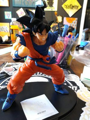 Dragon Ball z action figure Goku for Sale in Henderson, NV