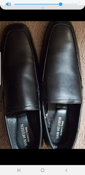 Mens dress shoes van heusen for Sale in Davenport, IA