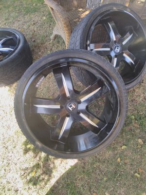 22 in Rims for Sale in Westminster, CA