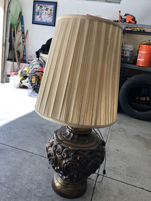 Antique lamp for Sale in Upland, CA