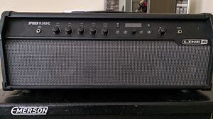 Line 6 spider V 240hc guitar amp with bugera 4x12 cab with foot controller and g10t wireless transmitter for Sale in San Antonio, TX