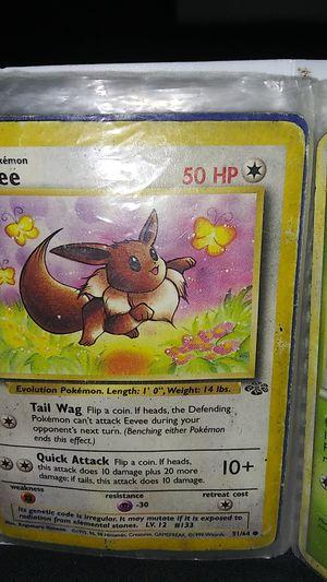 Pokemon Card Eevee for Sale in Phoenix, AZ
