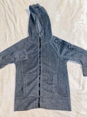 Calvin Klein Performance Fleece Zip Up Jacket Hoodie Woman's Size Small for Sale in Norcross, GA