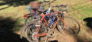 Four bikes for Sale in Newport News, VA