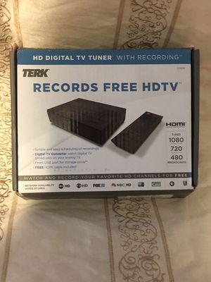 Records Free HDTV Converter Box for Sale in Chino, CA