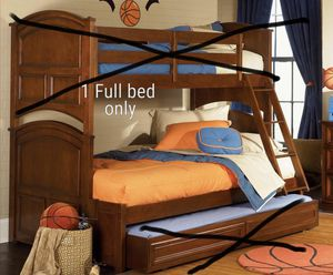 Full size bed frame for Sale in Johnston, IA
