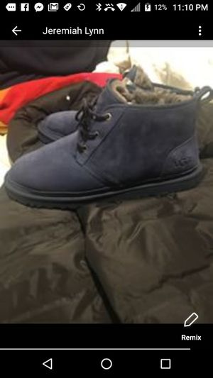 Blue Mens UGGs for Sale in Seattle, WA