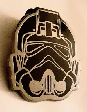 Storm Trooper Pin for Sale in Portland, OR