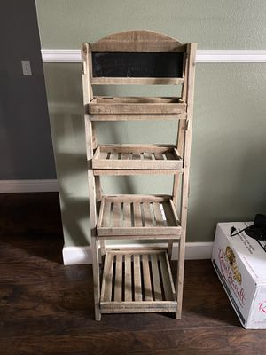 Ladder shelf for Sale in Puyallup, WA