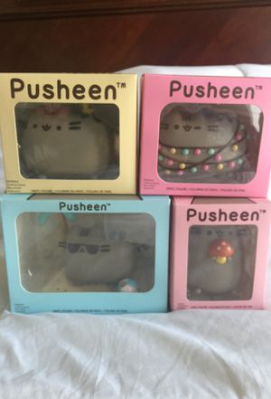 Pusheen Vinyls for Sale in Fairfax, VA