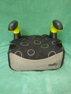 Evenflo booster car seat $15 for Sale in Belleview, FL