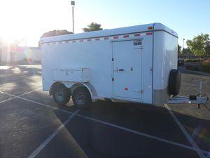 7 x 14 enclosed trailer for Sale in Mesa, AZ