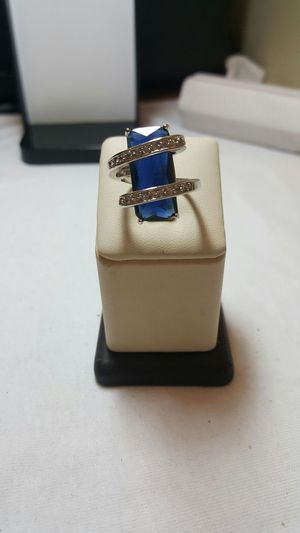 Silver plated ring for Sale in Philadelphia, PA