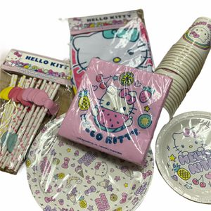 HELLO KITTY PARTY KIT for Sale in Columbia, SC