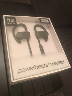 Powerbeats 3 Wireless Headphones By Dr. Dre - Not Bose Sonos Sony for Sale in Bellevue, WA
