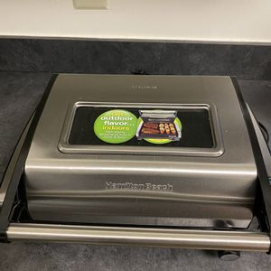 Hamilton Beach BBQ grill for Sale in Falls Church, VA
