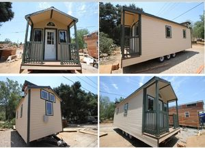 CUSTOM 9 X 28 TINY HOUSE FULL KITCHEN AND BATH for Sale in Nashville, TN