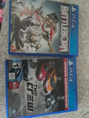 Juegos ps4 for Sale in Bountiful, UT