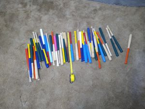 """Baseball bats. 18"""" for Sale in Byrnes Mill, MO"""