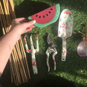 Set Of Target And Anthropologie Gardening Tools for Sale in Washington, DC