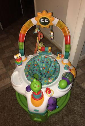 Baby sit spin and play for Sale in Germantown, MD