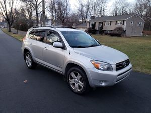 2007 Toyota Rav4 4X4 4cyl 138K Miles Runs Great!! for Sale in North Haven, CT