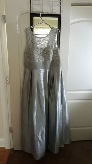 Mother of the Groom Dress. Size 18 W. David Bridal.. for Sale in Ontarioville, IL