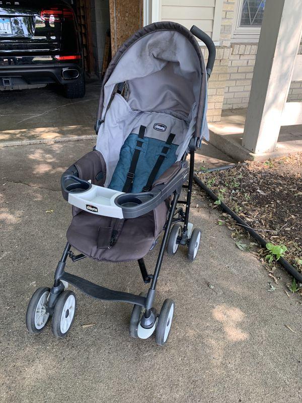 Chicco adjustable stroller