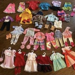 American girl doll, My generation doll, and My dolly and me Accessories for Sale in Downers Grove, IL