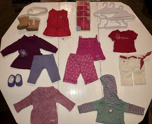 American girl doll outfits for Sale in Beaverton, OR