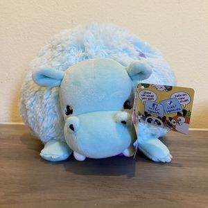 Mini Squishable Happy Hippo for Sale in Portland, OR