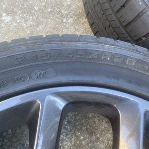 """20"""" Dodge Charger/ Chrysler 300/ Jeep OEM Scat Pack for Sale in Bowie, MD"""