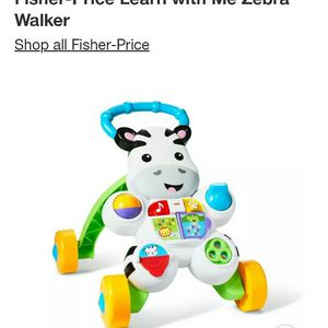 Fisher-price Zebra Walker for Sale in Sanford, FL
