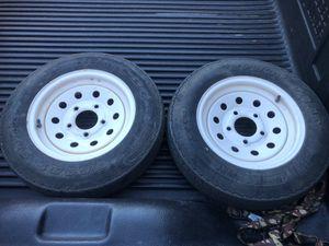 Trailer tires for Sale in Modesto, CA