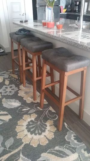 4 Brand New Bar Stools 4 sale!!! for Sale in Wylie, TX
